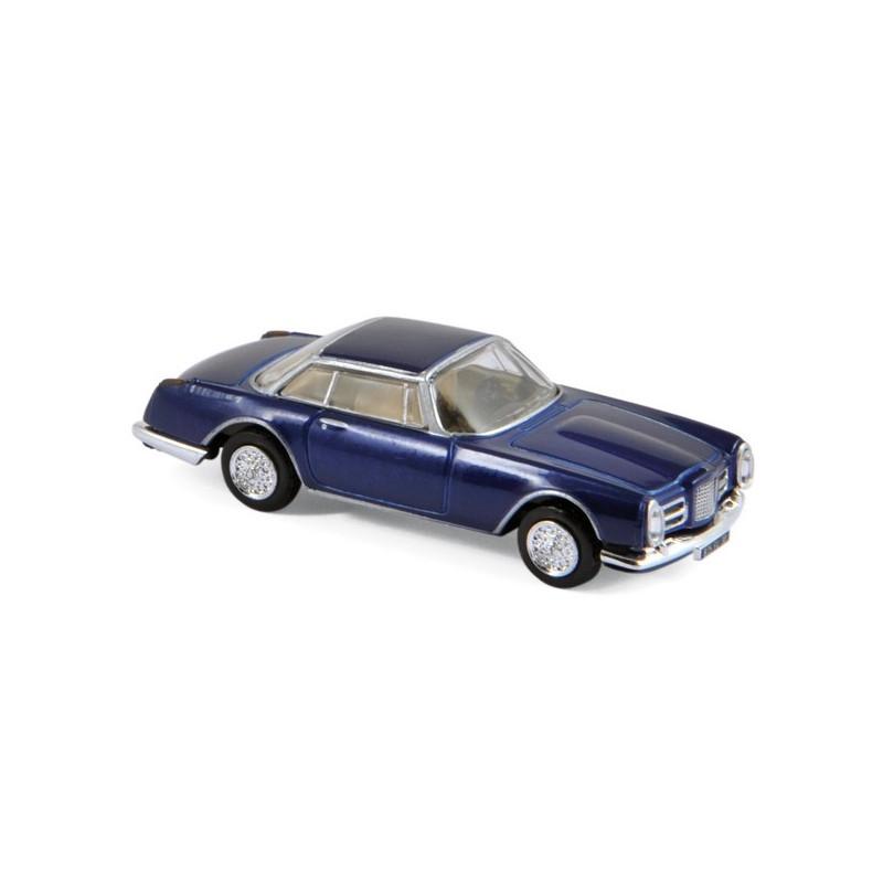 Facel Vega II coupé 1961 - bleu métallisé - H0