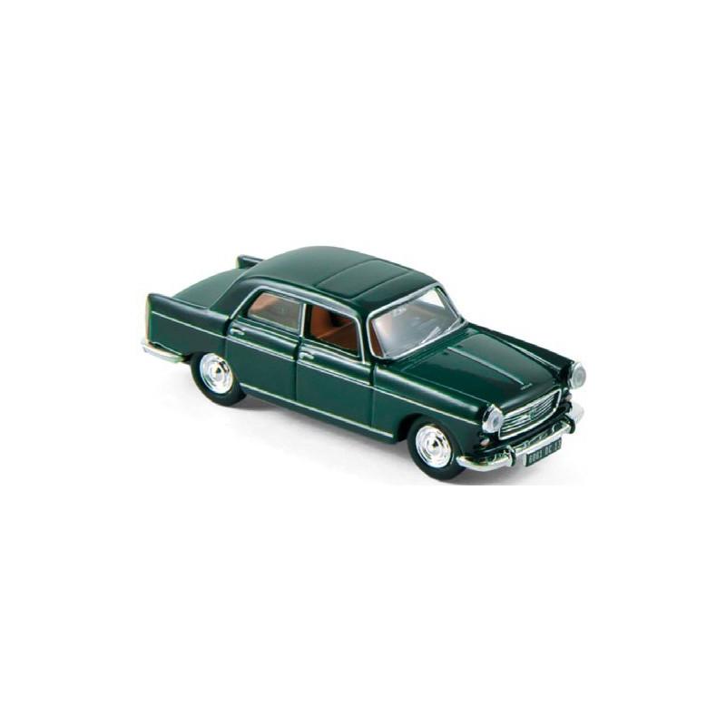 Peugeot 404 - vert antique - 1968 - H0