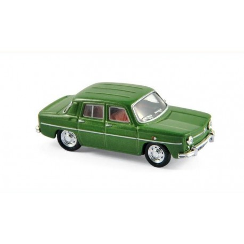 Renault R8 - vert jade - 1971 - H0