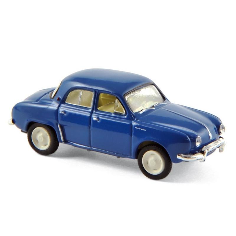 Renault Dauphine Méditerranée Bleue - 1956 - H0