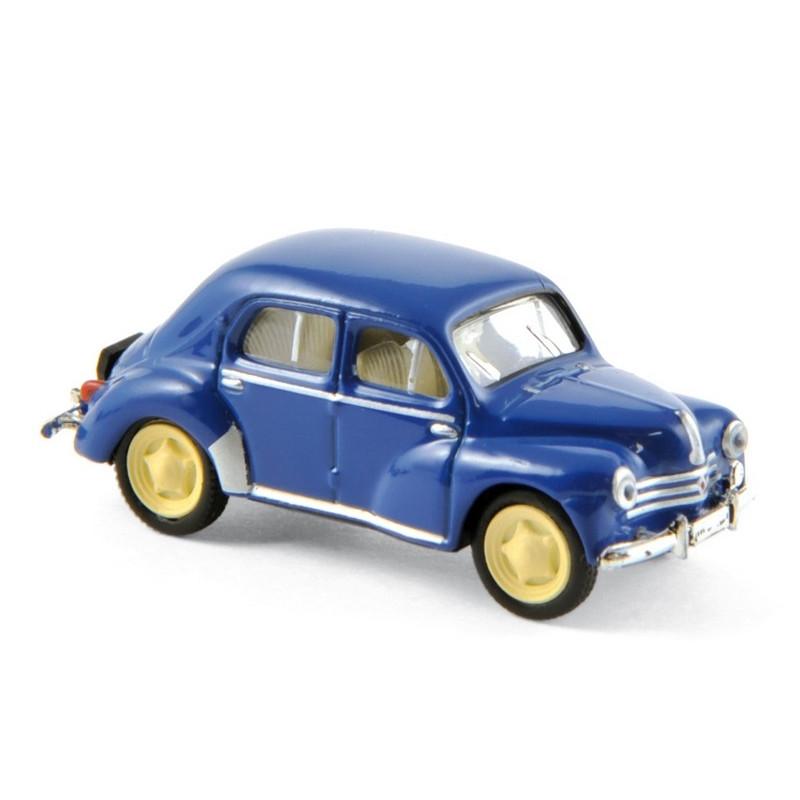 Renault 4CV Rouen Bleue 1955 - H0