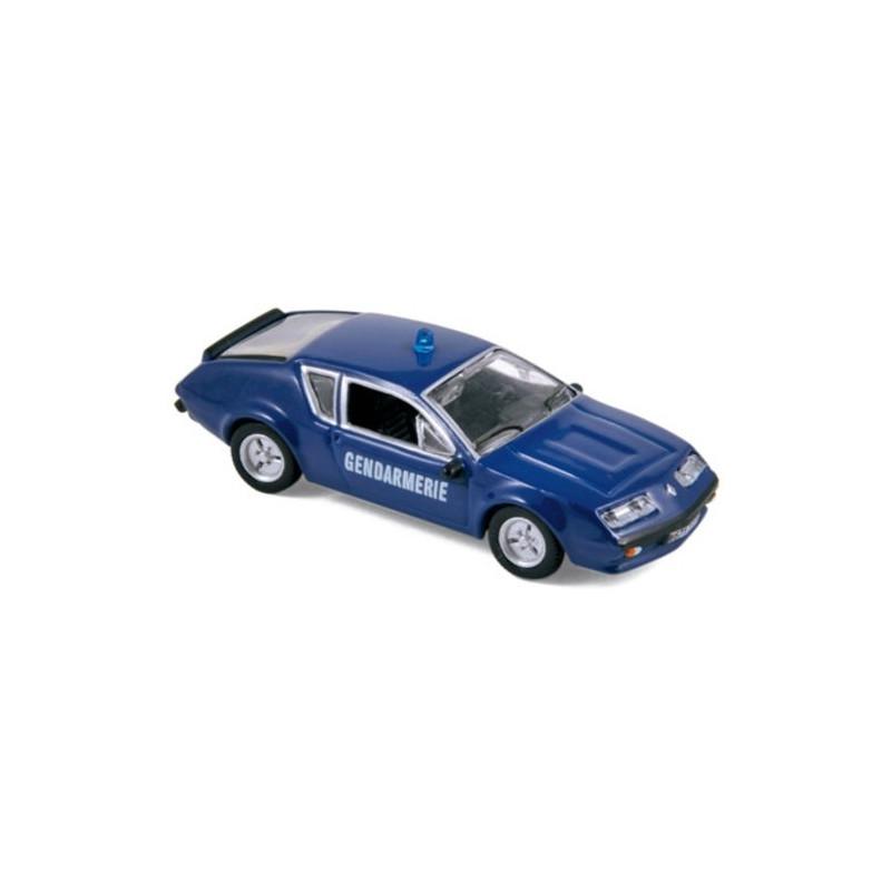"Renault Alpine A310 ""Gendarmerie"" 1977 - H0"