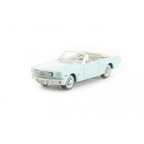 Ford Mustang Convertible Tropical Turquoise 1965 - H0