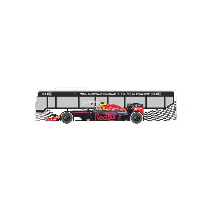 Mercedes Benz Citaro Ligne Graz, Red Bull Formule 1 - H0