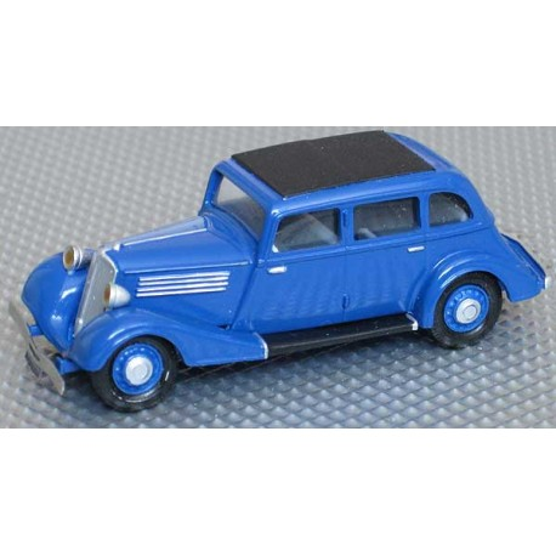 Renault Vivaquatre KZ 23 bleue - H0
