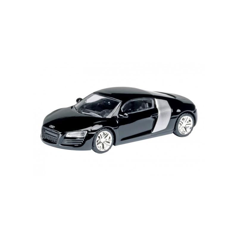 Audi R8 Black - H0