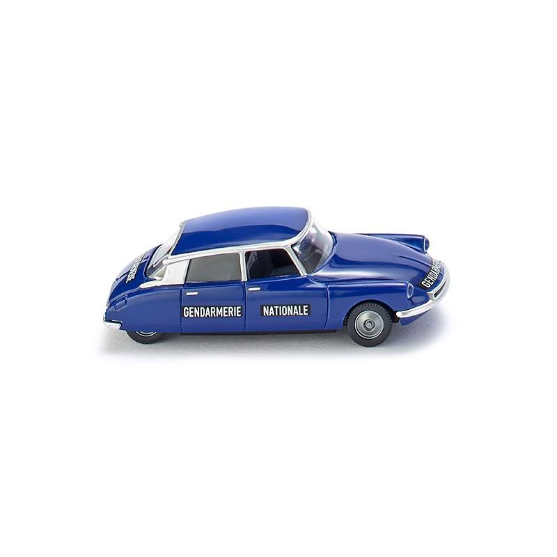 Citroën ID 19 - Gendarmerie - H0
