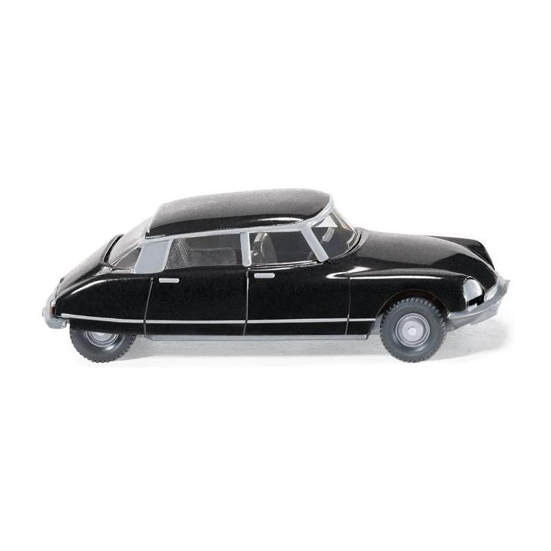 Citroën DS 21 pallas noire 1957 - H0