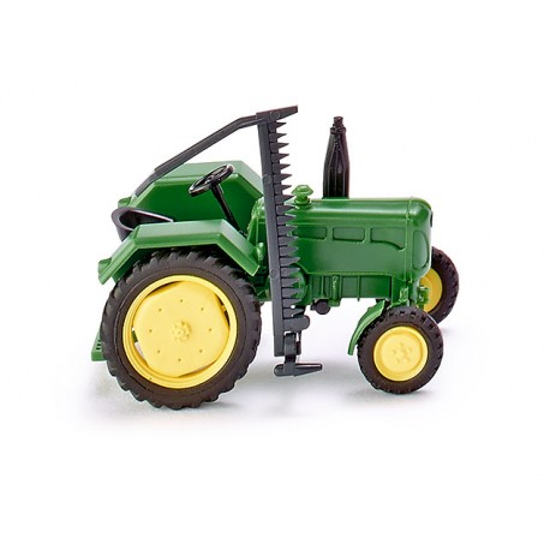Tracteur John Deere avec faucheuse - H0