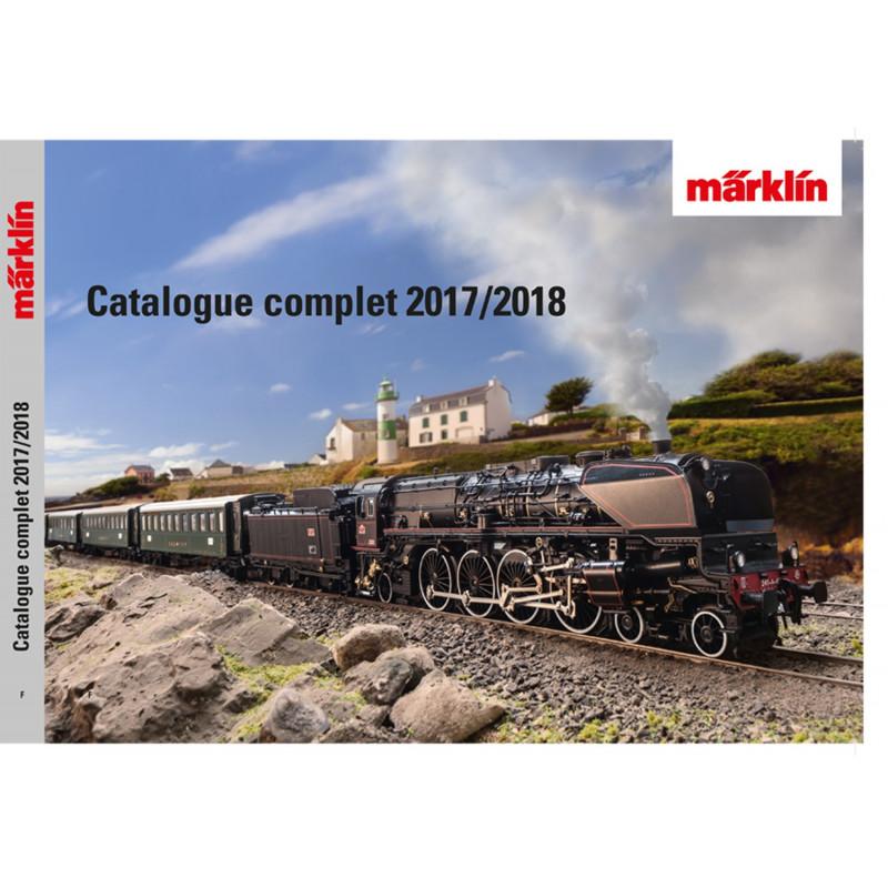 Catalogue général Märklin 2017/2018