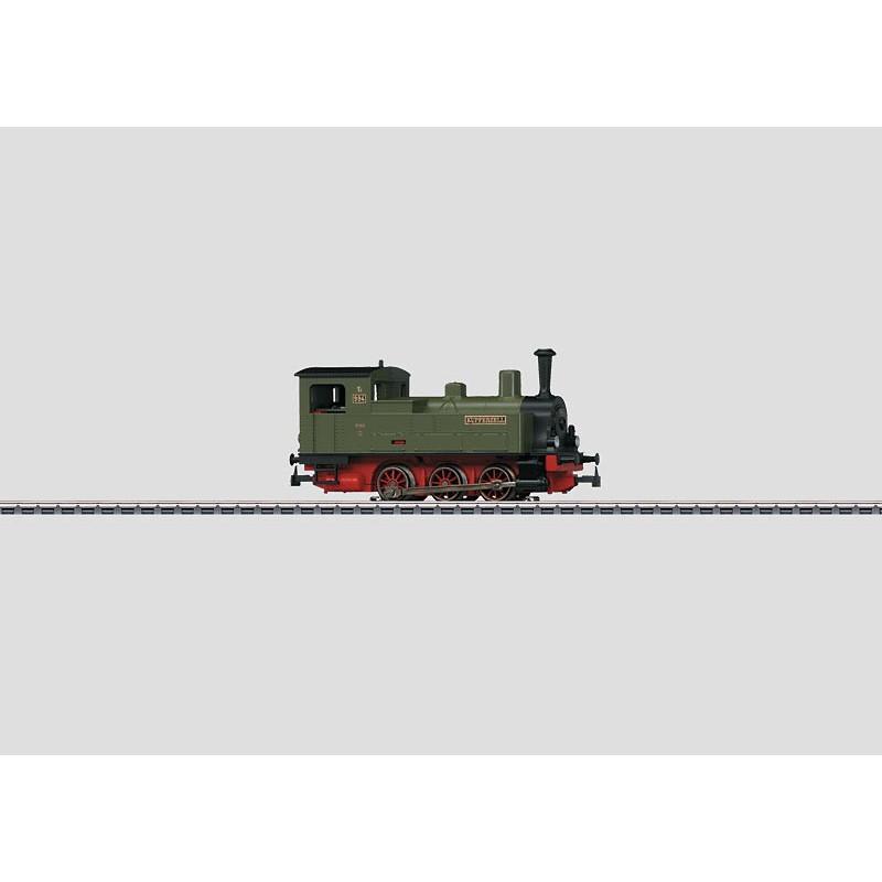 Locomotive tender T3 des chemins de fer Wurtembergeois - H0
