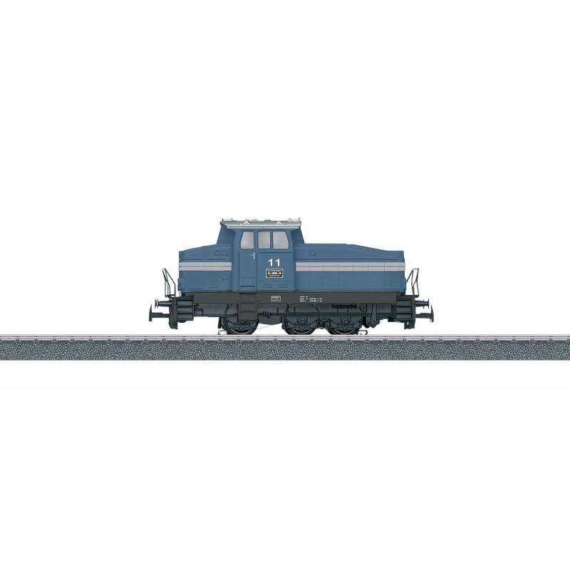 Henschel DHG 500 DB - H0