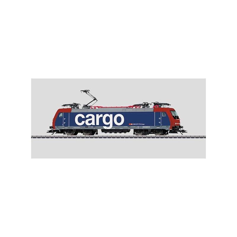 Locomotive électrique classe 482 Cargo SBB CFF FFS - H0