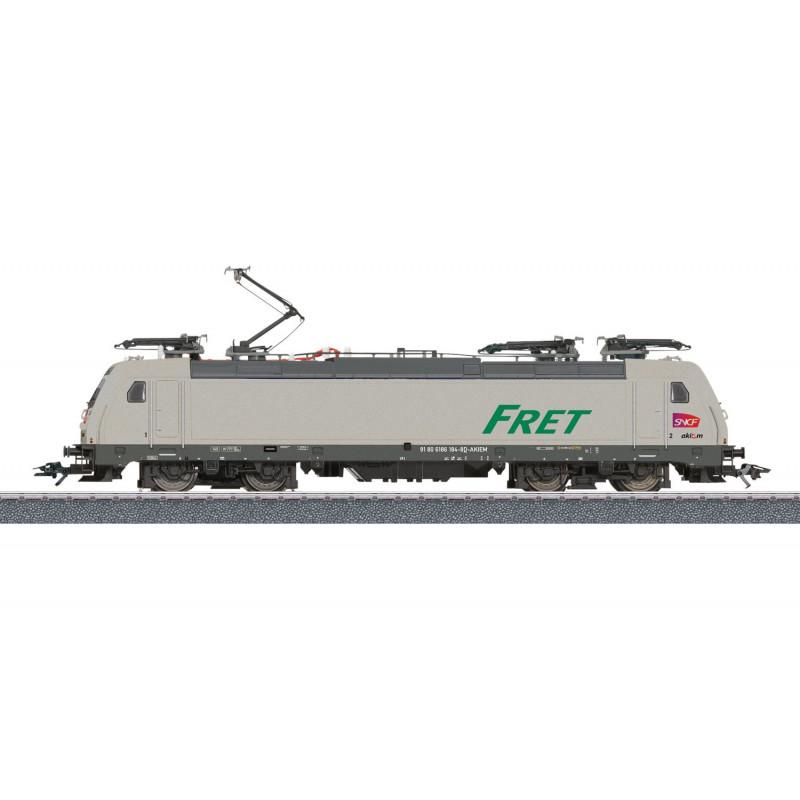 TRAXX 2 E 186 SNCF Akiem - H0