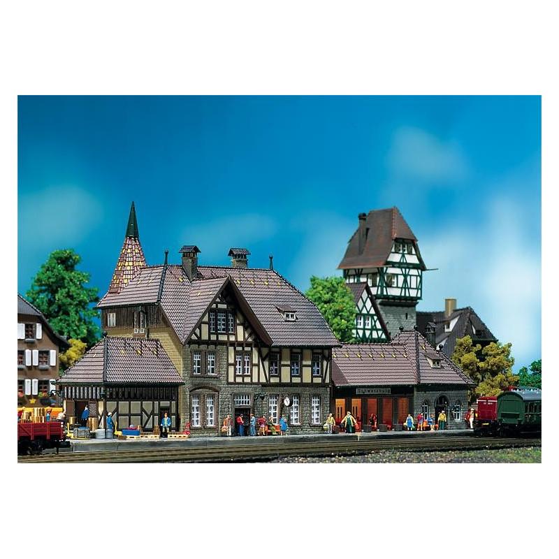Gare de Schwarzburg