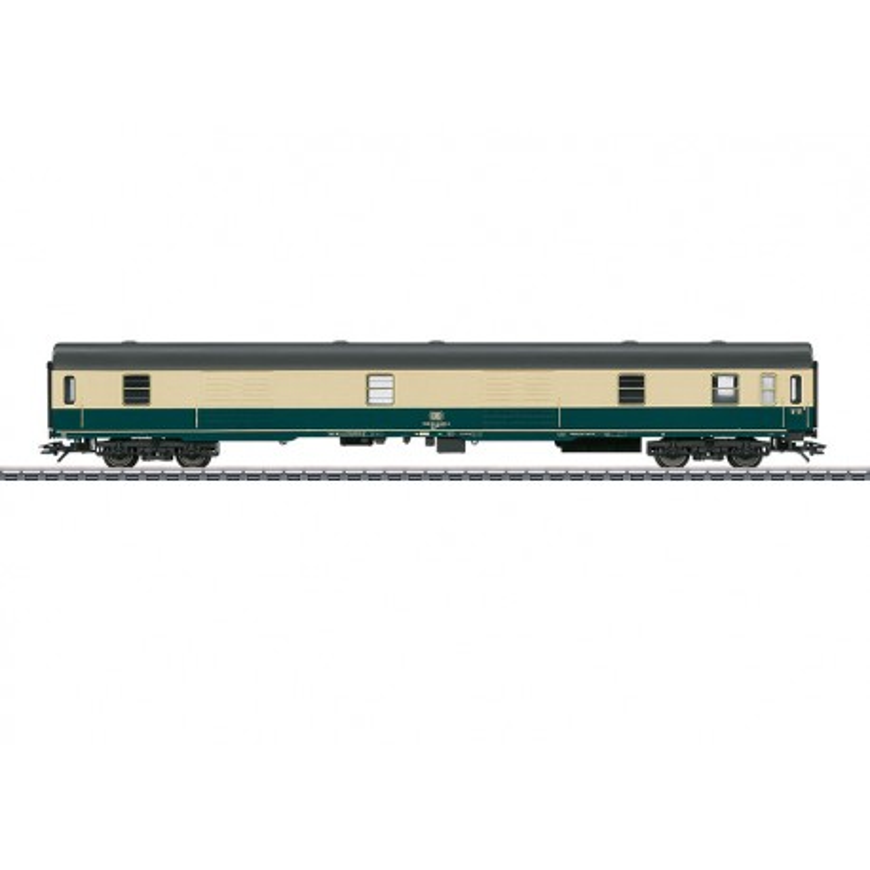 Fourgon à bagages type Dms 905.0 de la Deutsche Bundesbahn (DB) - H0
