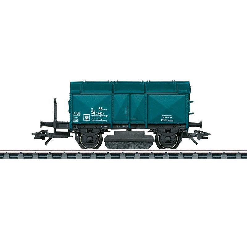 Wagon pour l'entretien des voies - H0