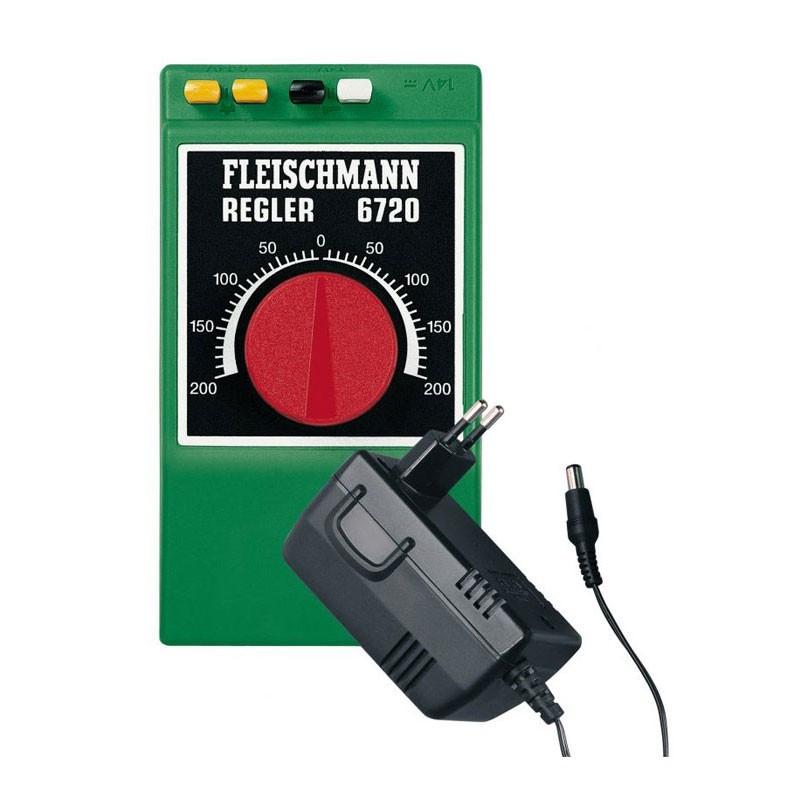 Transformateur-régulateur 0 - 14V DC