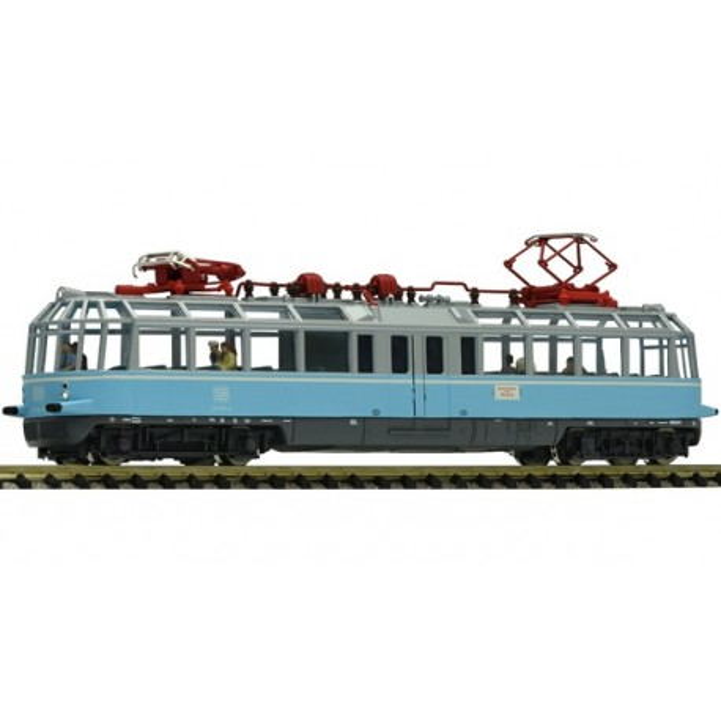 "Automotrice électrique «Gläserner Zug"" 491 001-4 DB - N"