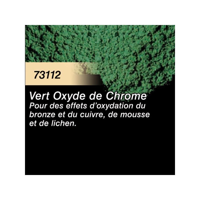 Pigment vert oxyde de Chrome - 30 ml