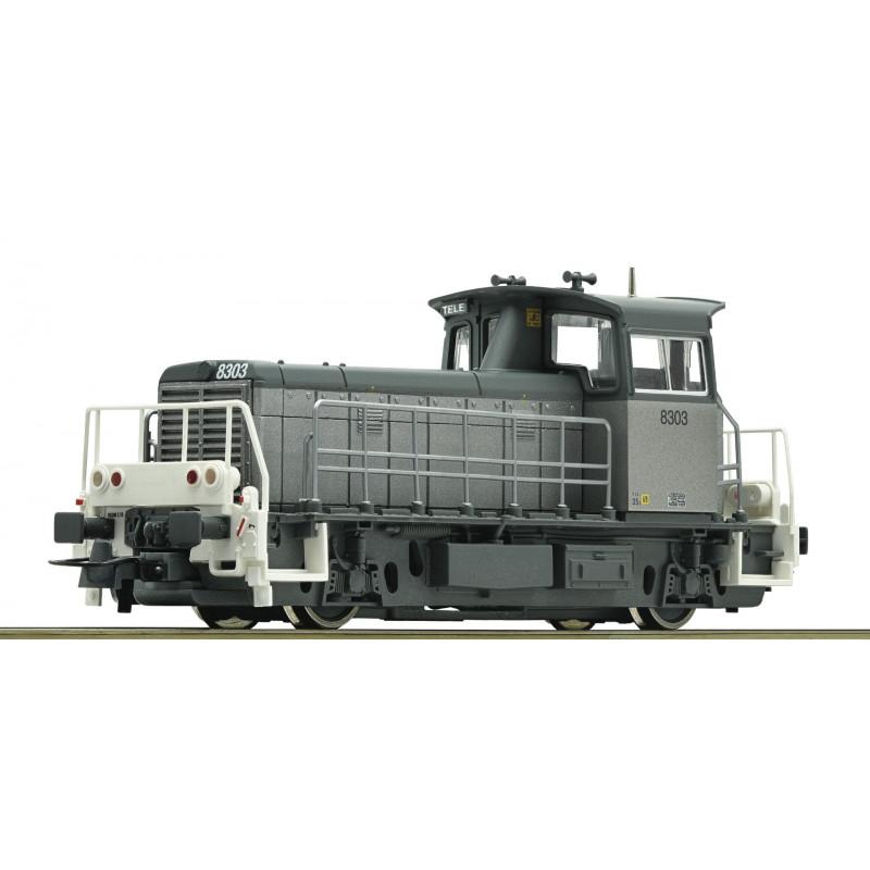 Y 8303 SNCF - livrée fantôme - H0