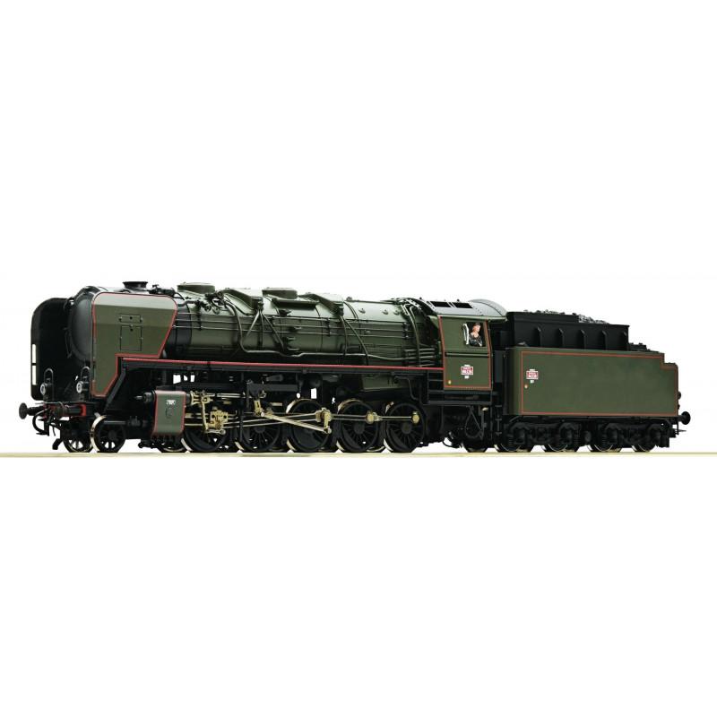 150 X 35 SNCF - livrée vert/noir - dépôt de Thionville - H0
