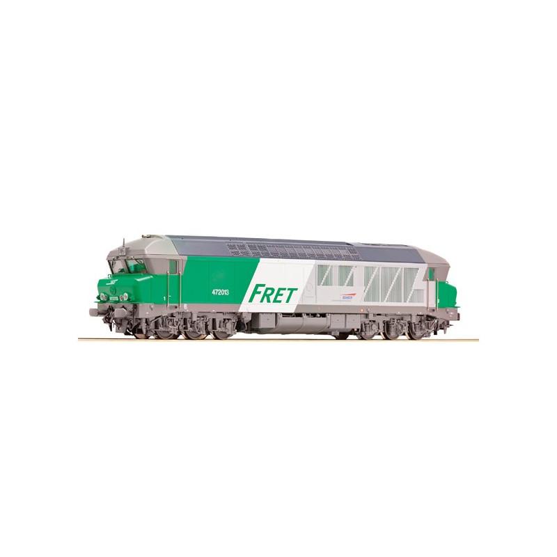 CC 472013 SNCF - livée fret - H0