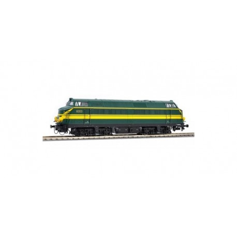 Série 60 SNCB - H0