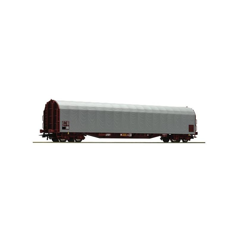 Wagon à bâches coulissantes SNCF - H0