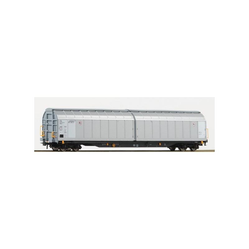 Wagon à parois coulissantes type Habbins SNCF - H0