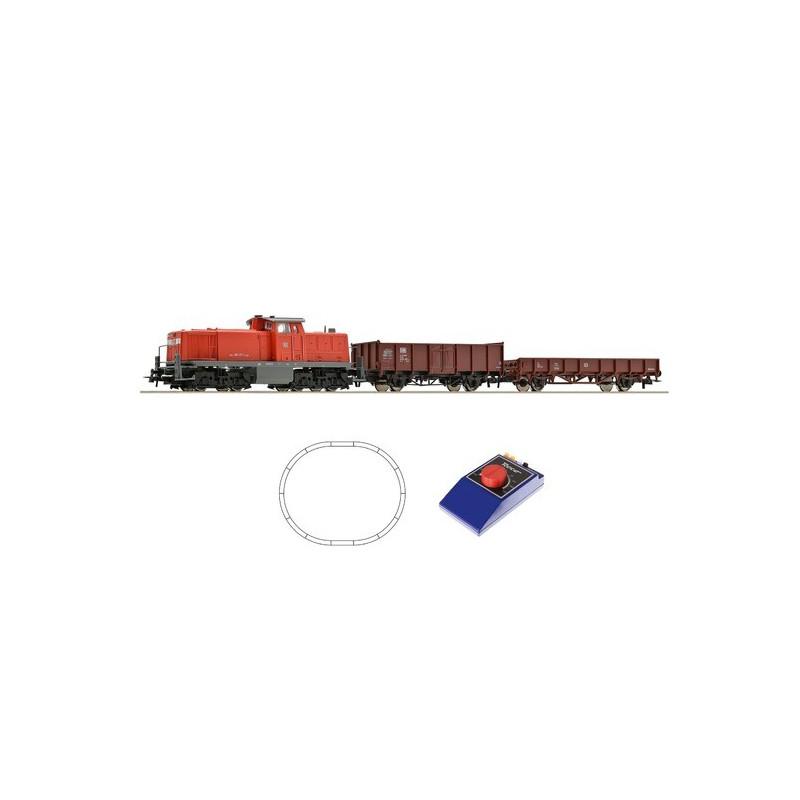 Coffret de démarrage diesel class 290 + fret - DB - H0
