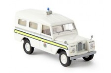 Land Rover 109 Police - H0