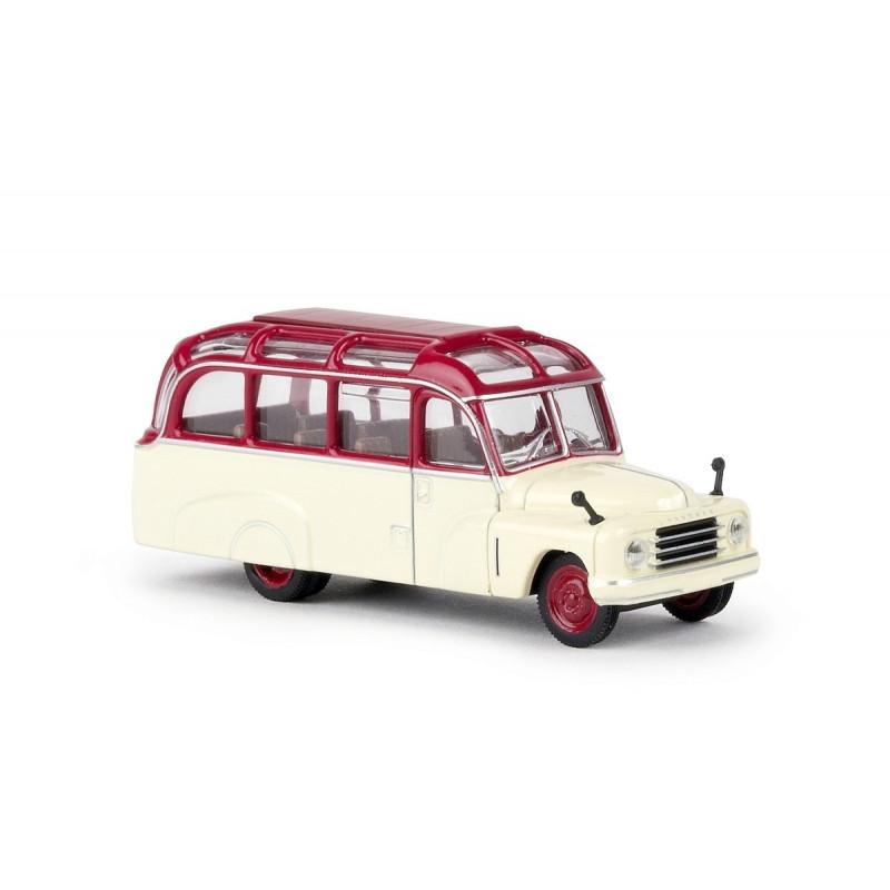 Bus Hanomag L 28 Lohner - H0