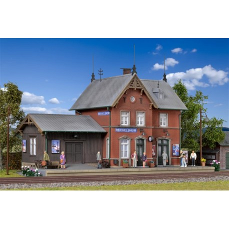 Gare de Reichelsheim