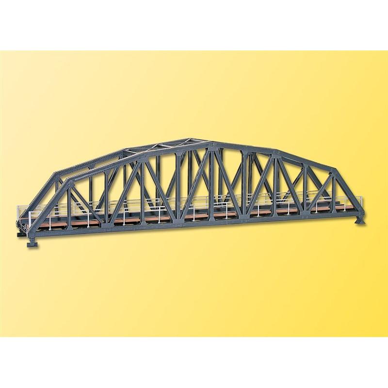 Pont à arches métalliques