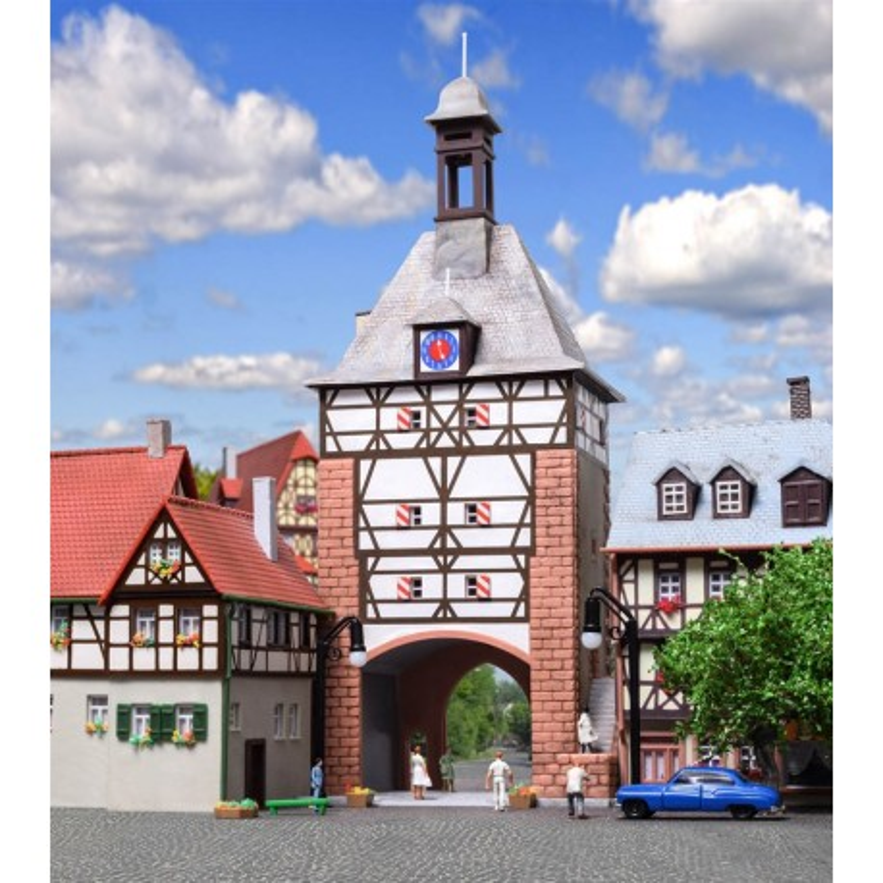 Porte de la vieille ville de Bietigheim