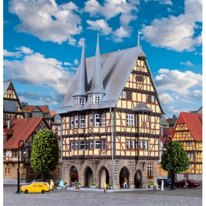 Hôtel de ville de Alsfeld
