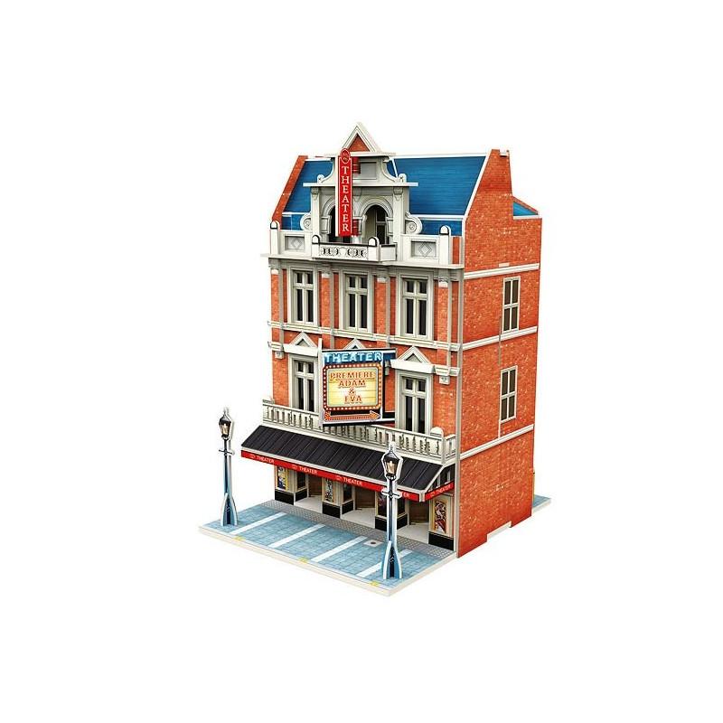 """Puzzle 3D """"Théâtre"""""""
