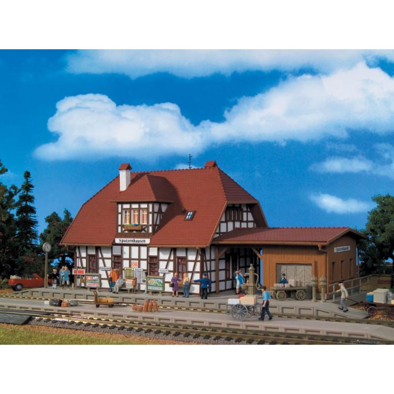 Gare de Spatzenhausen