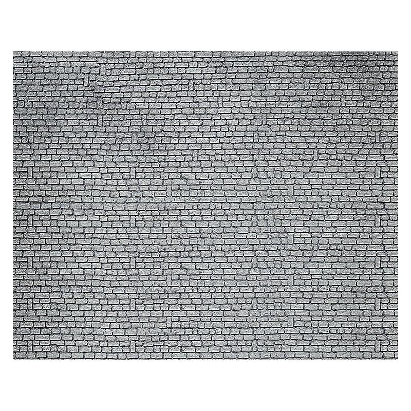 mur de sout nement long x2 pierres de taille h0 la maison des trains. Black Bedroom Furniture Sets. Home Design Ideas
