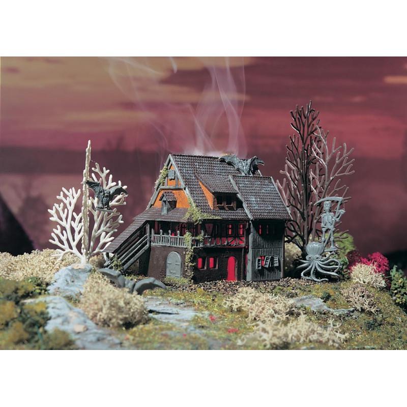 Maison hantée