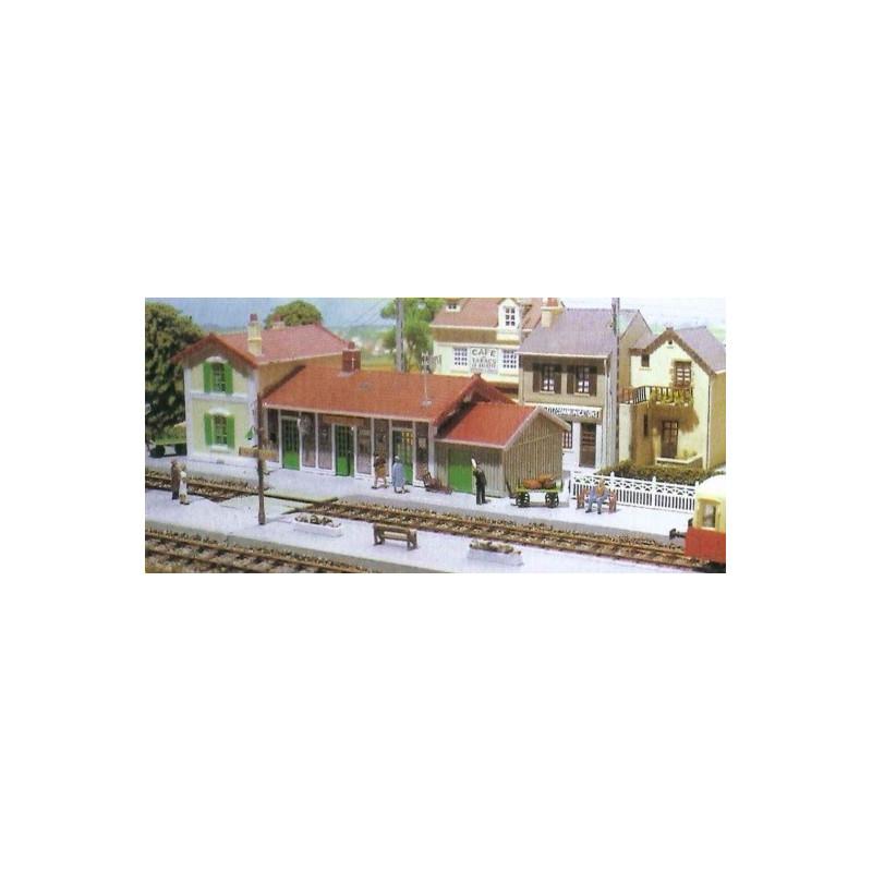 Gare de Fay-au-Loges