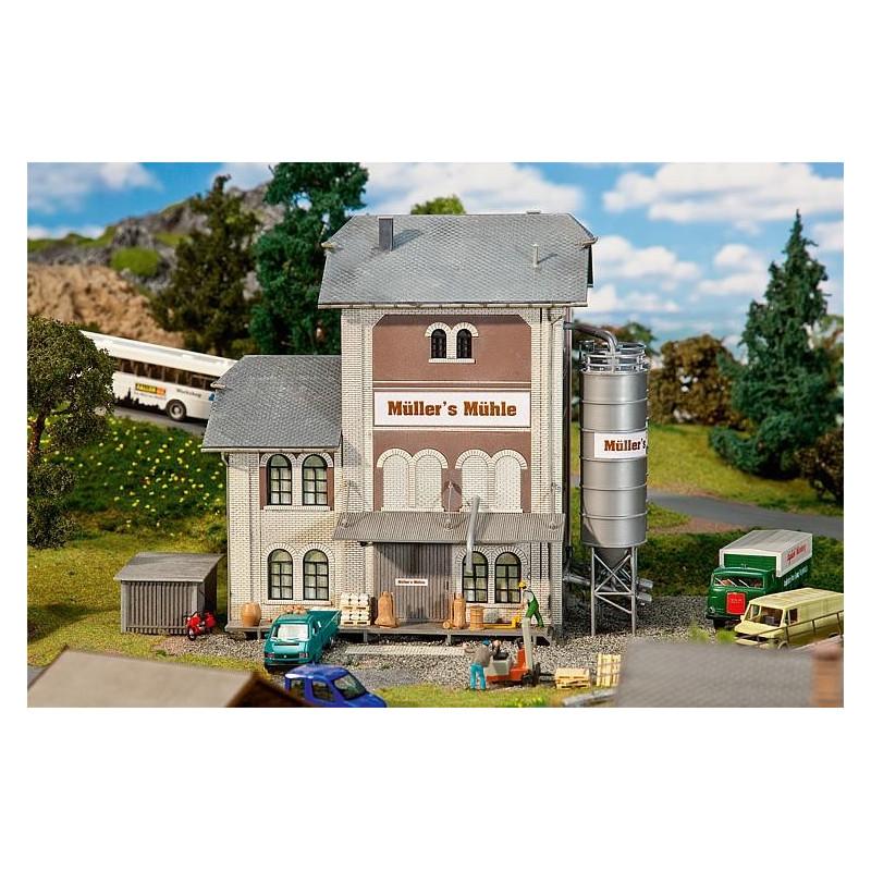 Moulin industriel