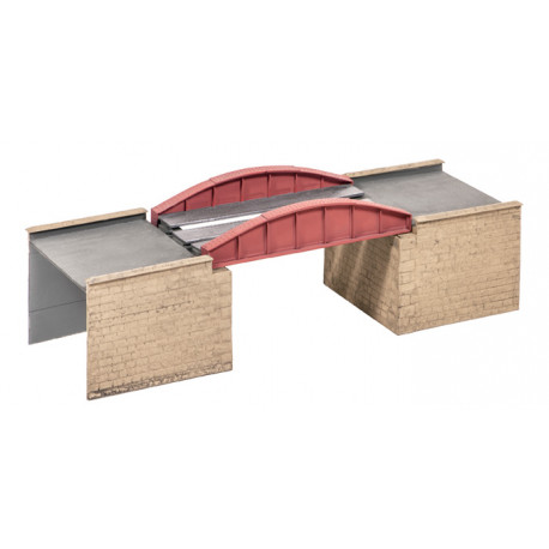 Pont métalique - H0