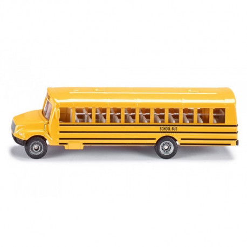 Bus scolaire US - H0