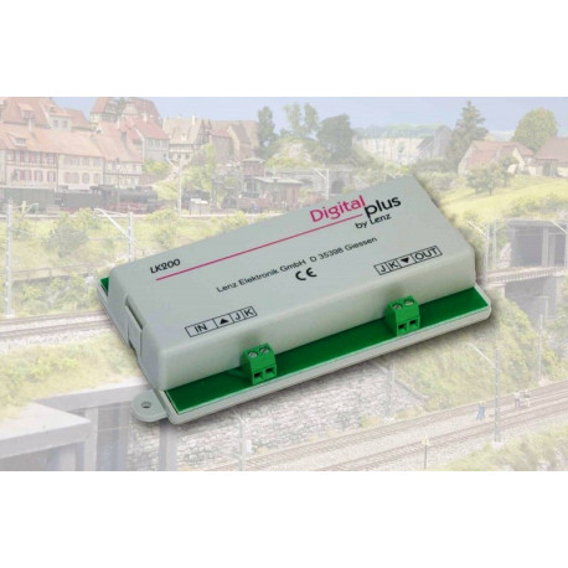 Module électronique automatique pour boucle de retournement digitale