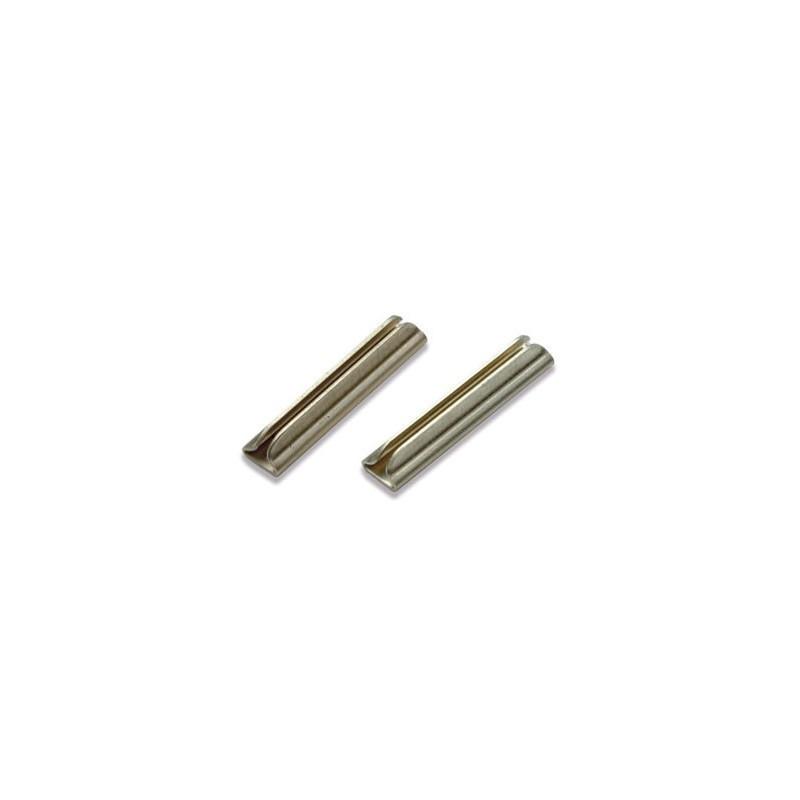 Eclisses métaliques de liaison - N - code 55 / 80 - Voie Streamline