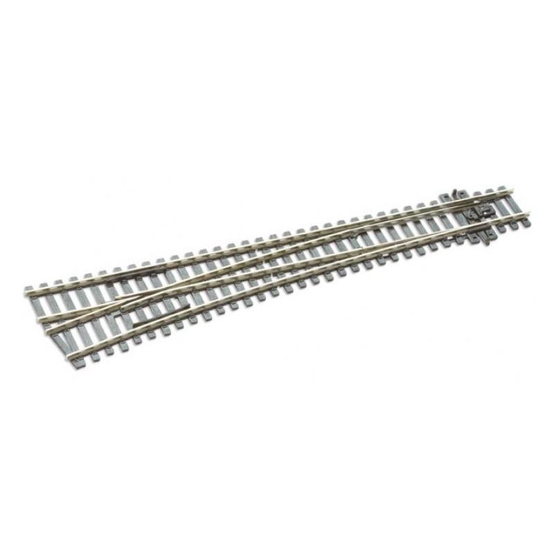 Aiguille longue gauche - manuelle - R : 1 524 mm