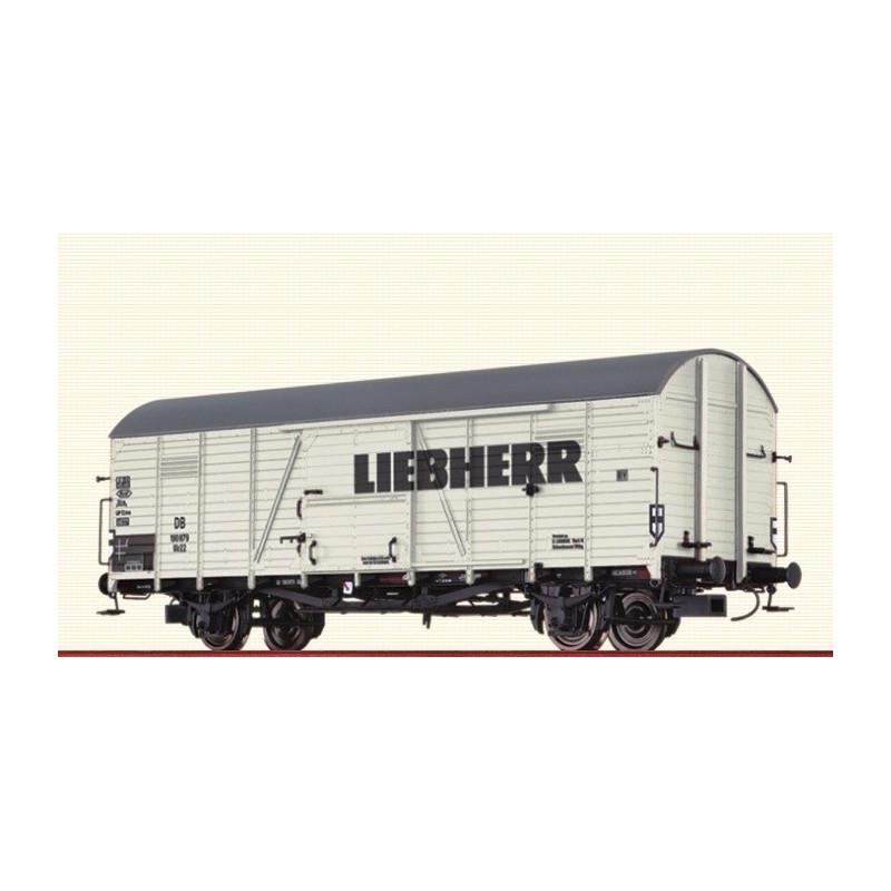 """Couvert GLR 22 DB enseigne """"LIEBHERR"""""""