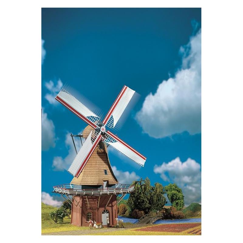 Moulin à vent - fonctionnel